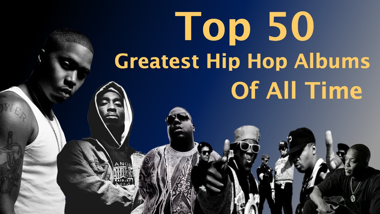Top Ten Greatest Rap Albums - TheTopTens®