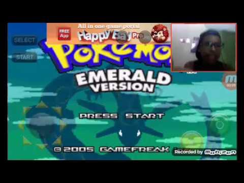 Pokemon emerald version nova serie # 1 - YouTube