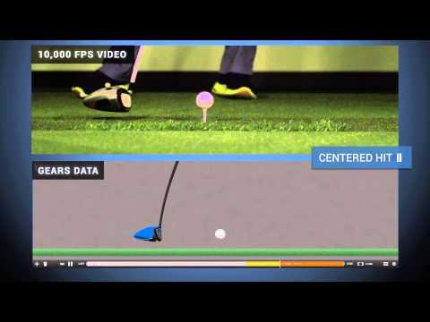 GEARS Golf - 3D Swing Analysis