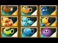 Plants Vs Zombies 2 7 Mods de Plantas Con Super Poderes