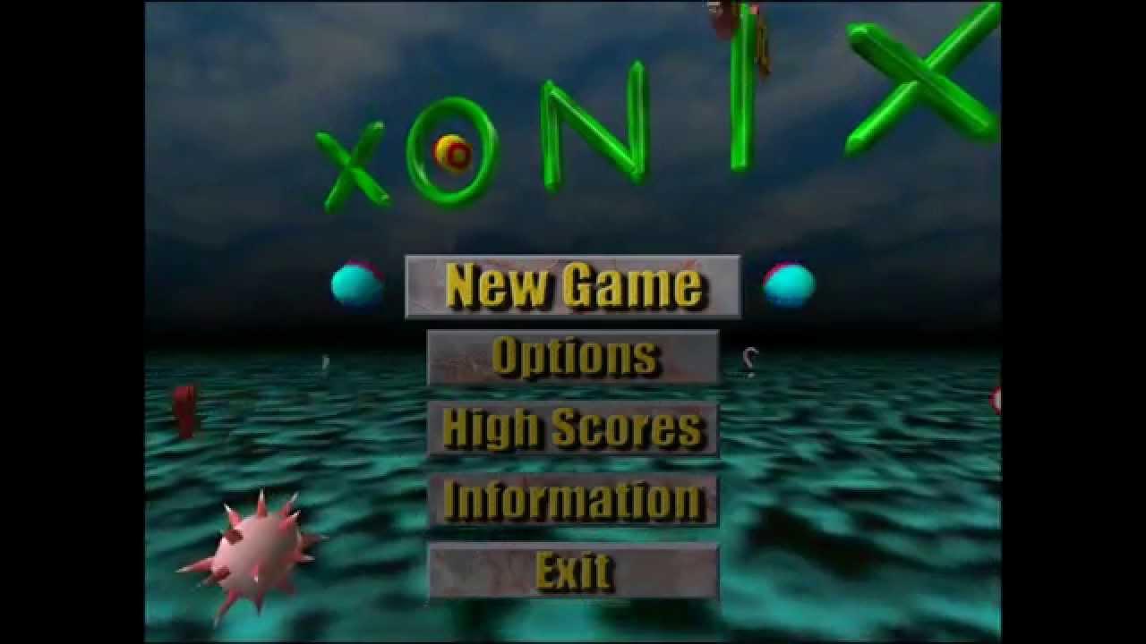 AirXonix – Gameplay