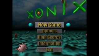 AirXonix - Gameplay