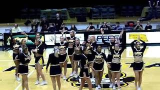 Mamba and Blow out stunts WSC Cheer