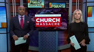 WBFF-TV: FOX45 News at 5 open/close 2017