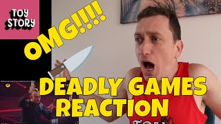 Deadly Games - Reaction - World Got Talent
