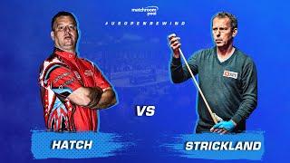 US Open Rewind: Dennis Hatch vs Earl Strickland