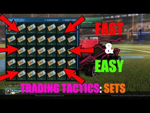 rocket league how to buy keys