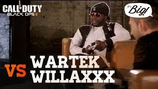 WaRTeK VS Willaxxx - 1vs1 sur Black Ops 2