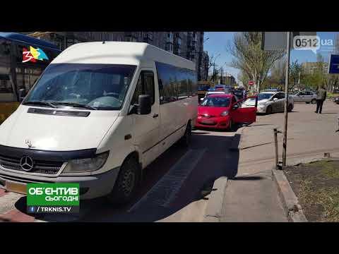 ТРК НІС-ТВ: Объектив 18 04 19 Авария возле Центрального рынка
