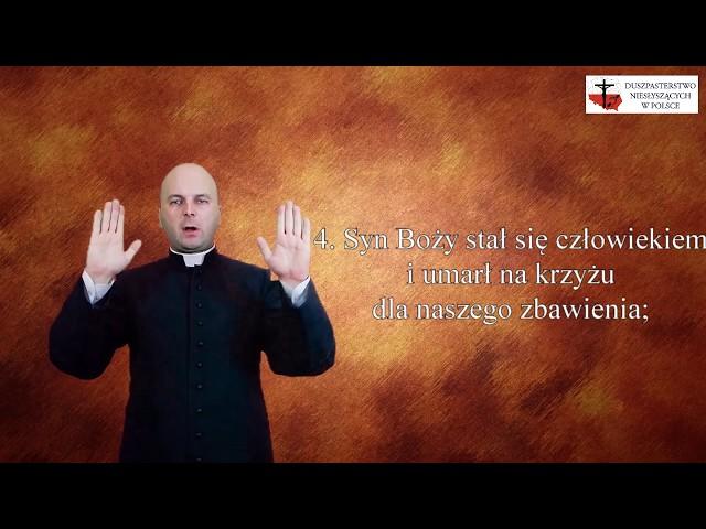 Modlitwy migane - 6 Prawd wiary