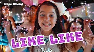 LIKE LIKE - Sarah de Araújo ( Clipe Oficial )