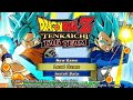 NEW DBZ TTT MOD V5 ISO + MENU DOWNLOAD With 2 Ultra Instinct Goku