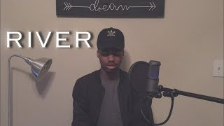 EMINEM - RIVER ft. ED SHEERAN (Cover by Darien Bernard)