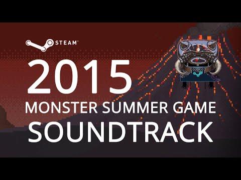 Steam Monster Summer Game 2015: Music | Full Soundtrack [HQ]