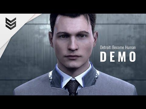 Detroit: Become Human - DEMO (PS4 Pro) 1440p
