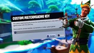 🔴 (NA EAST) CUSTOM MATCHMAKING SCRIMS! SOLOS,DUOS,SQUADS! FORTNITE LIVE| PS4,XBOX,PC,SWITCH,MOBILE