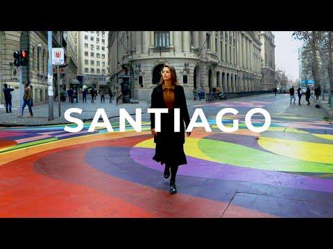SANTIAGO do CHILE - O que FAZER em 2 DIAS | Vlog do Num Pulo