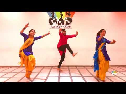 ISHQ MITHA || MAD ABOUT DANCE DUBAI || SANGEET CHOREOGRAPHY || EK LADKI KO DEKHA THO AISA LAGA