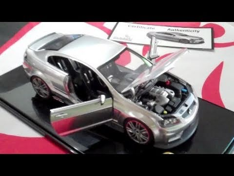 Classic Carlectable Holden 118 Coupe60 Concept Car Youtube
