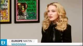 Madonna - Interview on Europe 1 (Feb.27) [Full]