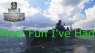 World of Warships- The Most Fun I've Had In A While