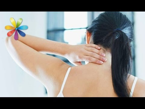 Как убрать жир с плеч и шеи