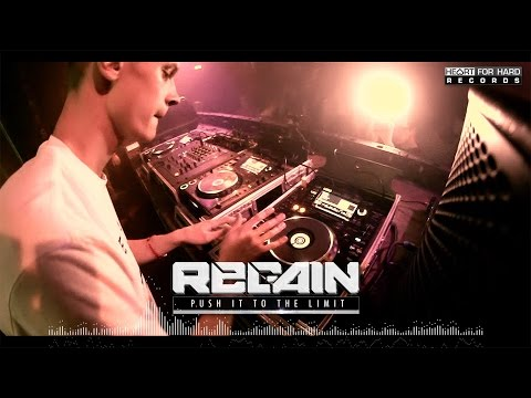 Regain - Push it to the Limit | Official Videoclip
