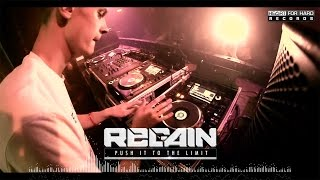 Regain - Push it to the Limit | Official Videoclip