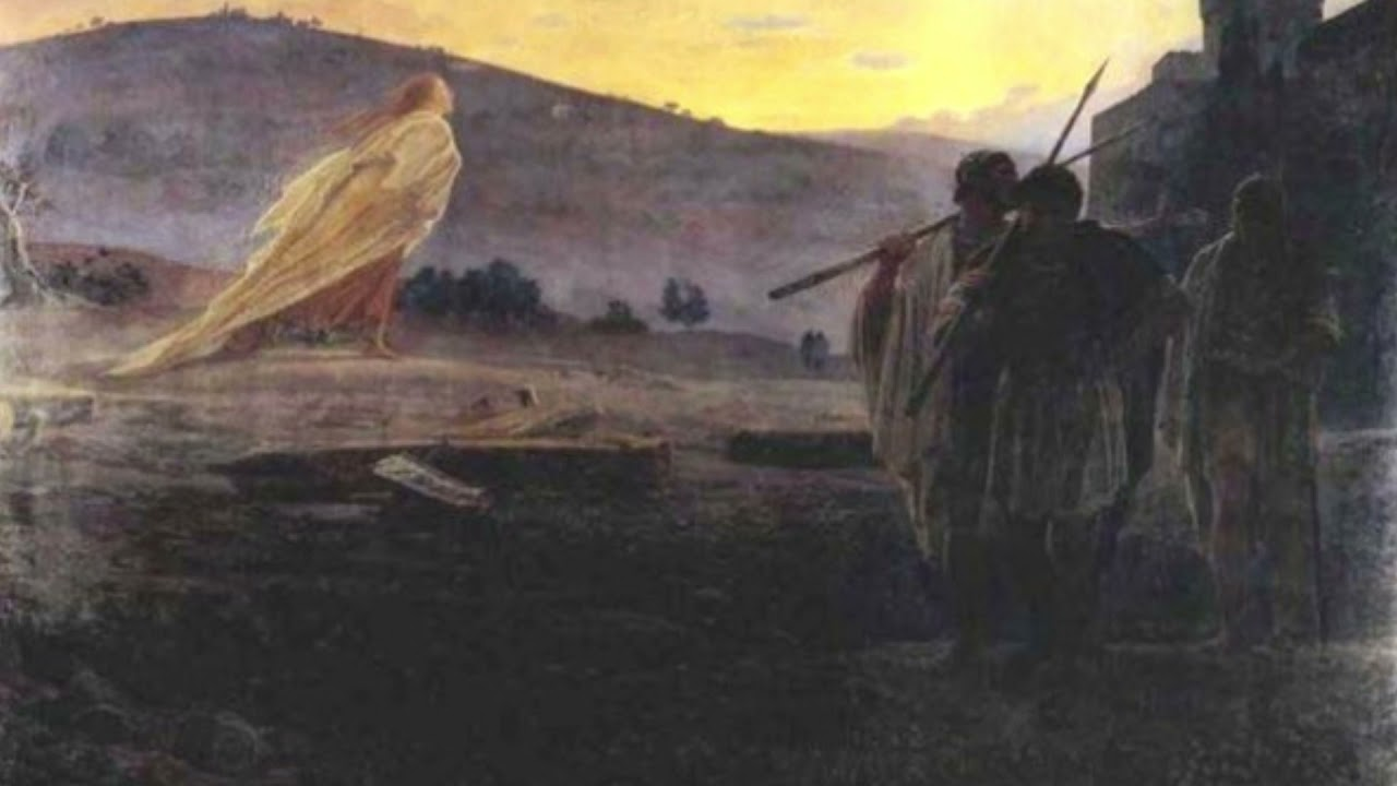 """New Translation and Reading of """"He Is Risen! - Feltámadott!"""""""