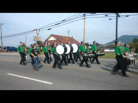 Murray County High School Marching Band