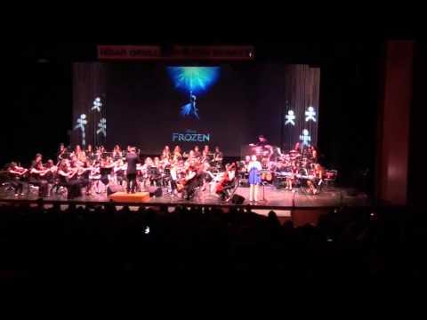 Let it go - Türkçe -  Hisar Okulları Senfoni Orkestrası