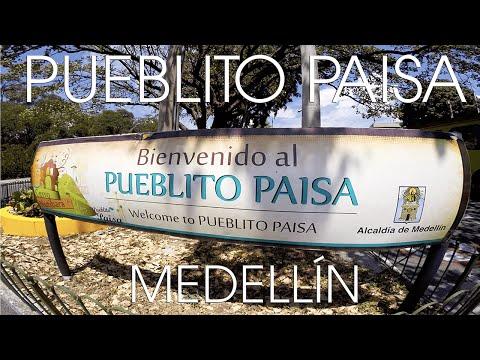 Colombia - Pueblito Paisa, Medellín