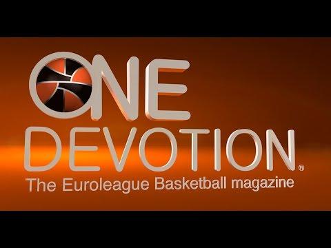 One Devotion: The Euroleague Basketball Magazine - Pre-season - Show 01