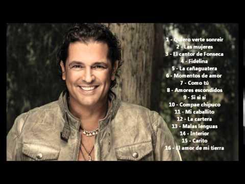Carlos Vives - Grandes éxitos enganchados - Vol. 2