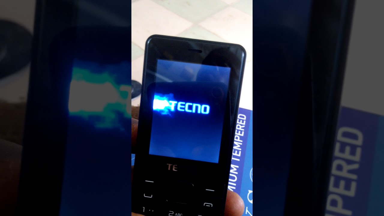 How to remove input password from tecno t401