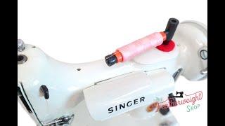 Singer Featherweight Thread Post