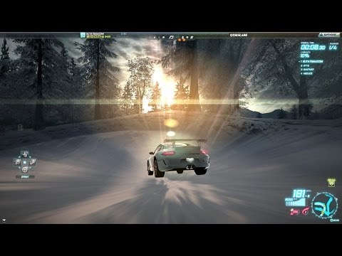 Need For Speed World Forum Friday Challenge. Air Speed Record. (17 December 2013)