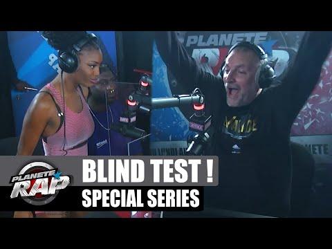 Youtube: BLIND TEST spécial SÉRIES avec Sam's, Fred, Uzi, Davinhor, Lynda et Keblack! #PlanèteRap
