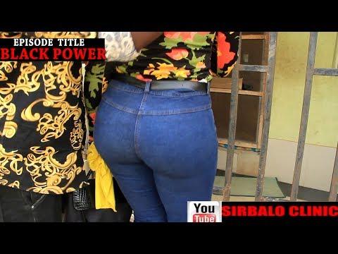 SIRBALO CLINIC - BLACK POWER ( NIGERIA COMEDY )