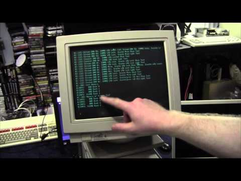 Sun Microsystems Ultra 60 Repair Part 1 :o)