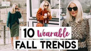 10 Fall Fashion Trends You Can…