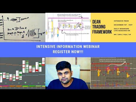 Dean Trading Framework - Market Profile Course, Order Flow, VSA, Volume ...