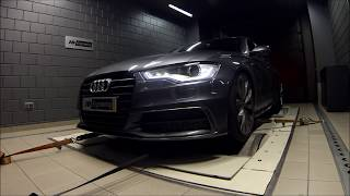 Audi A6 3.0 TFSI 310pk  JDStage 2 pulley upgrade 465HP