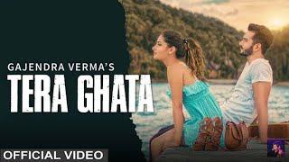 Tera Ghata Song by Gajendra verma | New Song | Manish Dewangan
