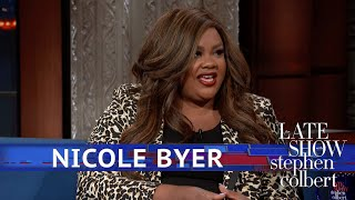Nicole Byer's Helicopter Ride Had Too Much Love