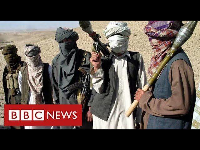 "US plan to leave Afghanistan ""risks civil war"" - BBC News"