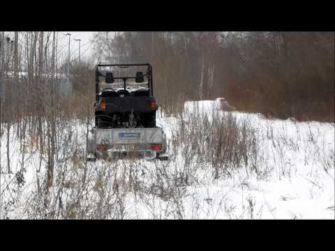 Trailer skis ( ATV & UTV Accessories )