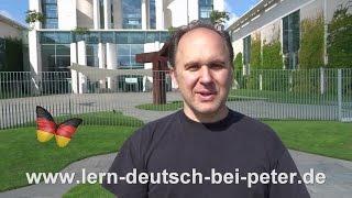 تعليم اللغة الألمانية - أهلاً وسهلاً  بكم في برلين - Willkommen in Berlin