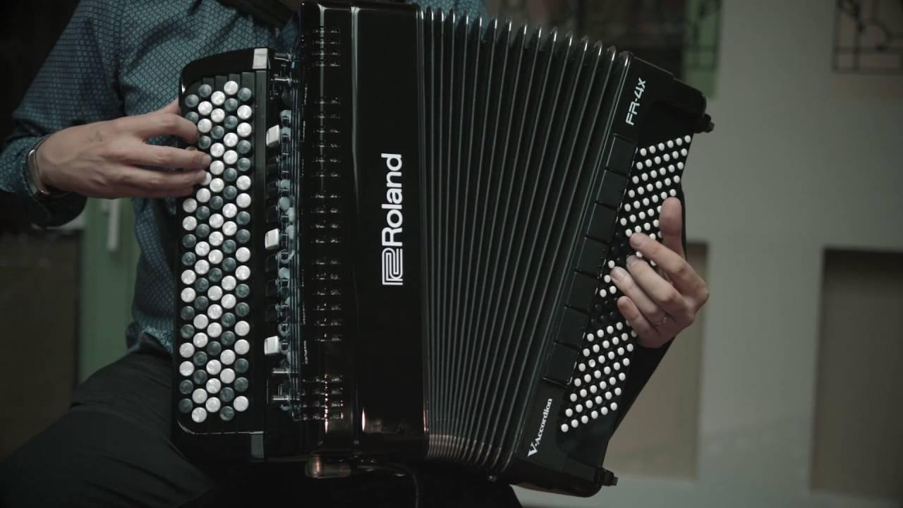 Falcetti Music - Roland V-ACCORDION - FR4X | FR8X | FR3X