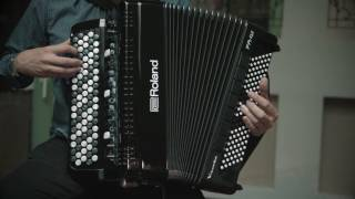 Roland FR-4x series V-Accordion perfomance
